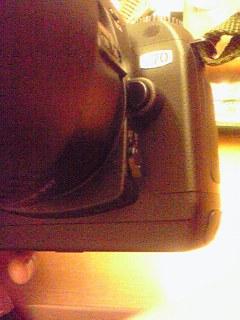 修理に出してたカメラを回収